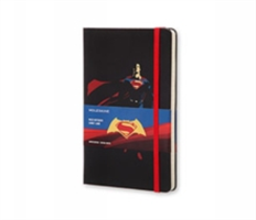 Moleskine Batman Vs Superman Limited Edition Notebook Large Ruled Hard - Batman