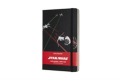 Moleskine Star Wars Limited Edition Ships Large Ruled Notebook Hard