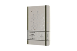 Moleskine Time Notebook Limited Collection Green Large Ruled Notebook Hard