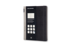 Moleskine Extra Large Professional Hard Notebook