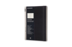 Moleskine A4 Hard Squared Workbook
