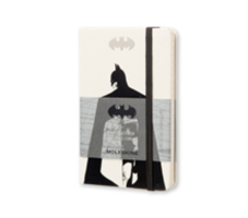 Moleskine Batman Limited Edition Hard Ruled Pocket Notebook