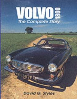 \Volvo 1800 : The Complete Story