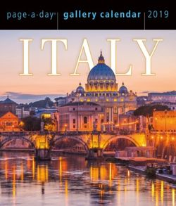 2019 Italy Page-A-Day Gallery Calendar