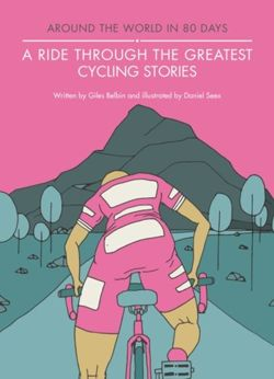 A Ride Through the Greatest Cycling Stories
