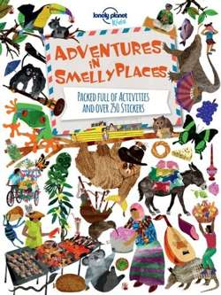 Adventures in Smelly Places : Packed Full of Activities and Over 250 Stickers