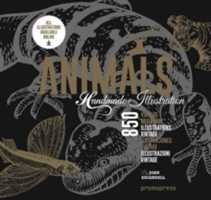 Animals 1000 Handmade Illustrations