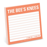 Bee's Knees Sticky Note