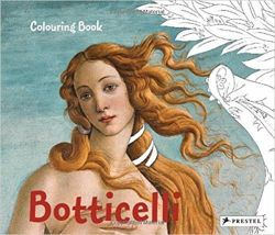 Botticelli Colouring Book
