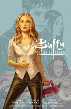 Buffy Season 9 Library Edition Volume 1