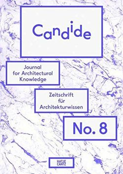 Candide. Journal for Architectural Knowledge: No. 8