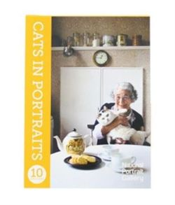 Cats in Portraits Postcard Pack