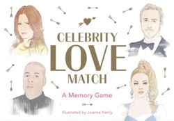 Celebrity Love Match: A Memory Game:A Memory Game