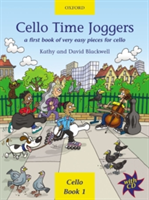 Cello Time Joggers + CD A first book of very easy pieces for cello