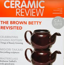 Ceramic Review issue 290 March April 2018
