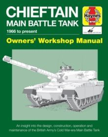 Chieftain Tank Manual