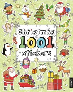 Christmas 1001 Stickers