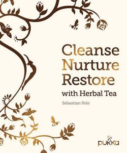 Cleanse, Nurture, Restore with Herbal Tea