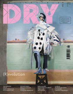Collectible DRY Magazine issue 6