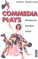 Commedia Plays Scenarios - Scripts - Lazzi