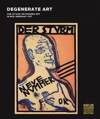 Degenerate Art The Attack on Modern Art in Nazi Germany 1937