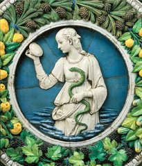 Della Robbia : Sculpting with Color in Renaissance Florence