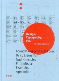 Design, Typography etc: A Handbook