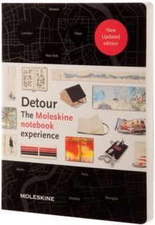 Detour: The Moleskine notebook experience