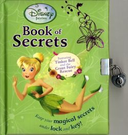 Disney Fairies Book of Secrets