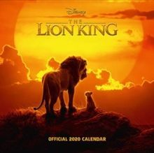 Disney Lion King 2020 Calendar