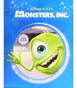 Disney - Pixar - Monsters, Inc