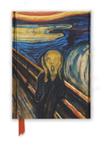 Edvard Munch: The Scream (Foiled Journal)