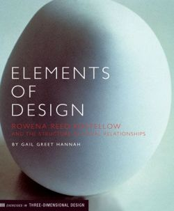 Elements of Design Rowena Reed Kostellow and the Structure of Visual Relationships