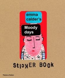 Emma Calder's Moody Days Stickers Book