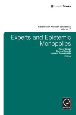 Experts and Epistemic Monopolies