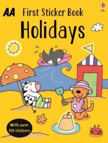 First Sticker Book Holidays