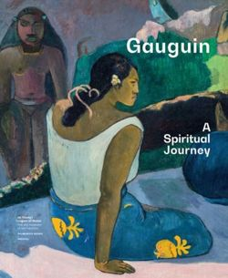 Gauguin : A Spiritual Journey