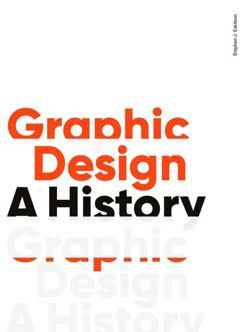 Graphic Design, Third Edition A History