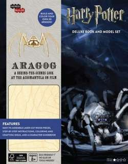 Harry Potter: Aragog Deluxe Book and Model Set