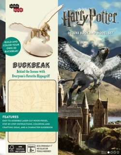 Harry Potter: Buckbeak Deluxe Book and Model Set