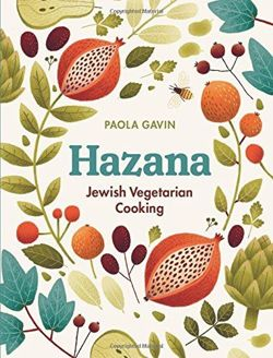 Hazana Jewish Vegetarian Cooking