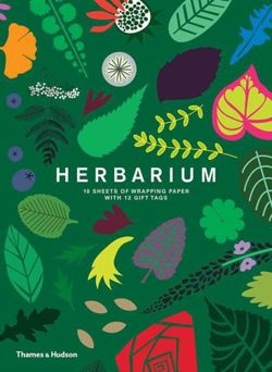 Herbarium: Gift Wrapping Paper Book 10 Sheets of Wrapping Paper with 12 Gift Tags