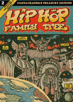 Hip Hop Family Tree: Book 2