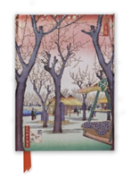 Hiroshige: Plum Garden (Foiled Journal)