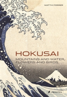 Hokusai Mountains and Water, Flowers and Birds