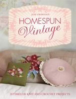 Homespun Vintage 20 timeless knit and crochet projects