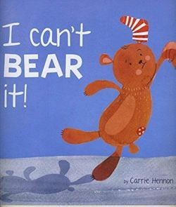 I can't BEAR it