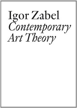 Igor Zabel: Contemporary Art Theory