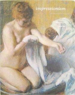 Impressionism: Pastels, Watercolors, Drawings