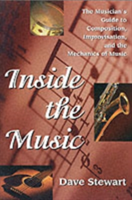 Inside the Music The Musician's Guide to Composition, Improvisation and the Mechanics of Music